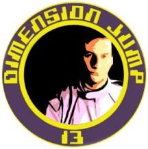 The DJXIII logo.