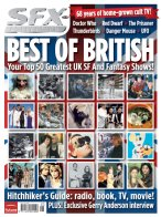 'SFX Collection: Best Of British' cover